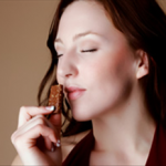 mindful eating chocolate