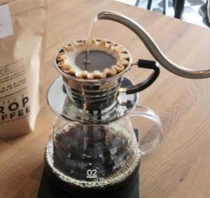 coffee kalita
