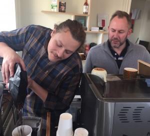 Espresso Stefan Kristian