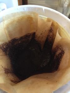 Kaffmask filter