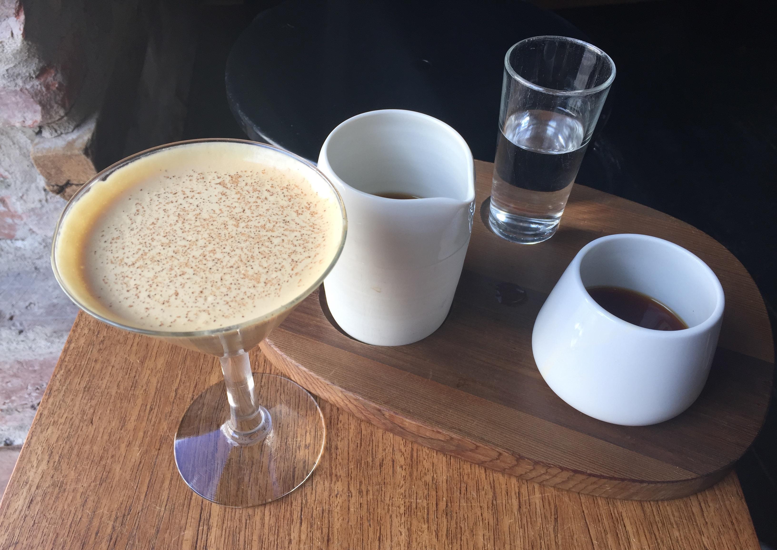 kaffe filter med stempel