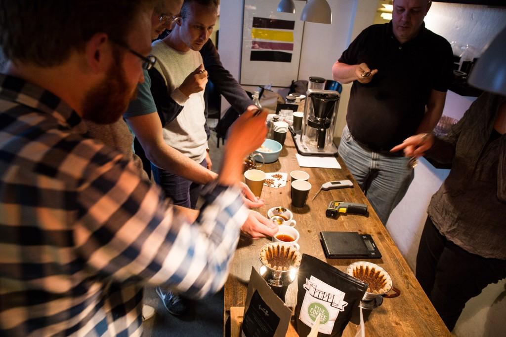 Kaffekursus Jens 5